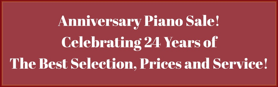 Anniversary Savings Banner NJ
