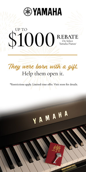 Yamaha Piano Sale NJ