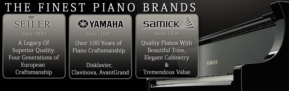 Pianos Dealer NJ