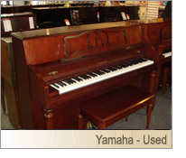 Used pianos for sale nj used yamaha pianos nj used for Yamaha pianos nj