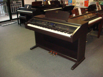 Used Digital Yamaha  CVP301  Piano for sale NJ - image