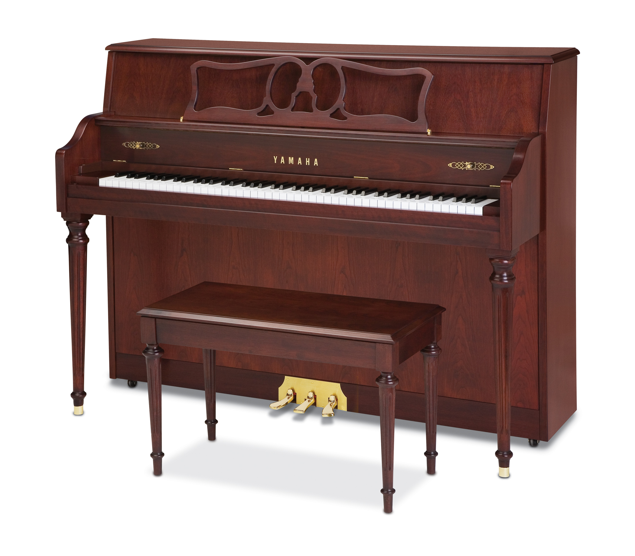 Yamaha Disklavier Player Pianos Upright - image