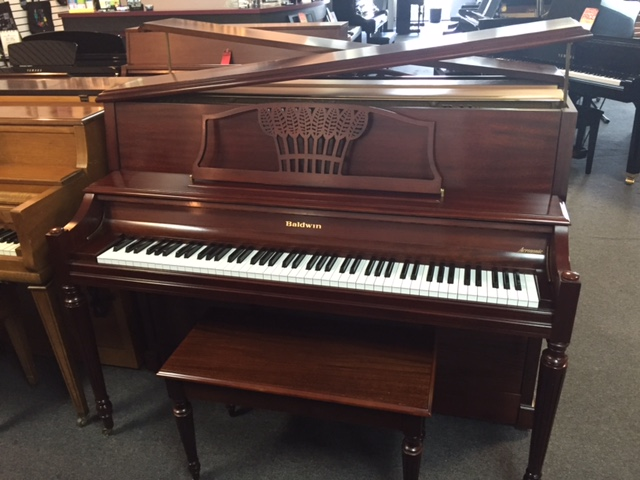 Used Acoustic  Baldwin Acrosonic  Piano for sale NJ - image