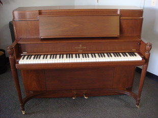 Used Steinway  Steinway Model P   Piano for sale NJ - image