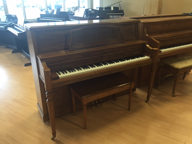 Baldwin  Hamilton Used Acoustic  Pianos - image