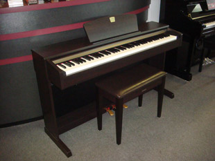 Used Digital Yamaha CLP-320R  Piano for sale NJ - image