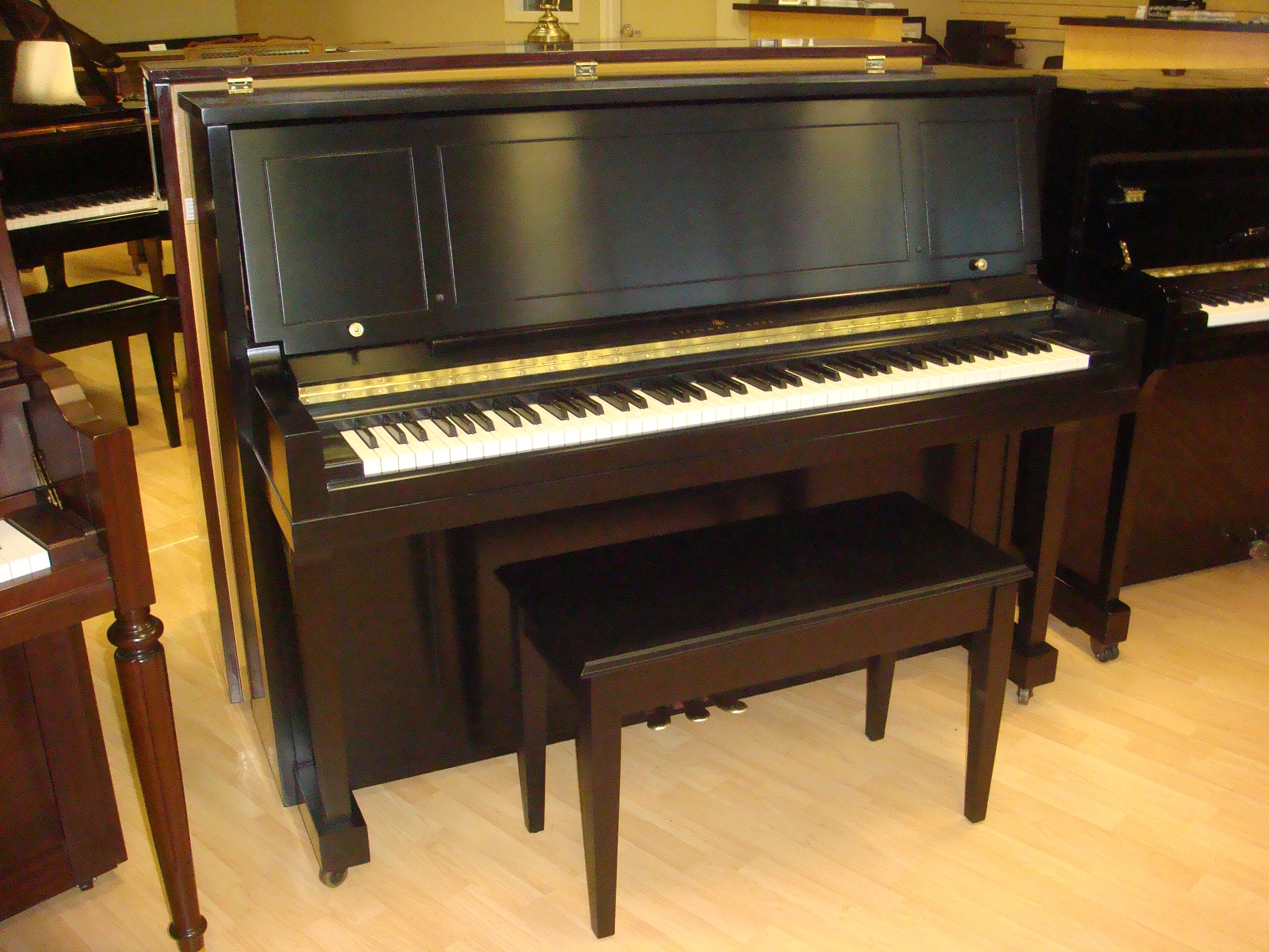 Used Acoustic  Steinway  Model 45 Piano for sale NJ - image