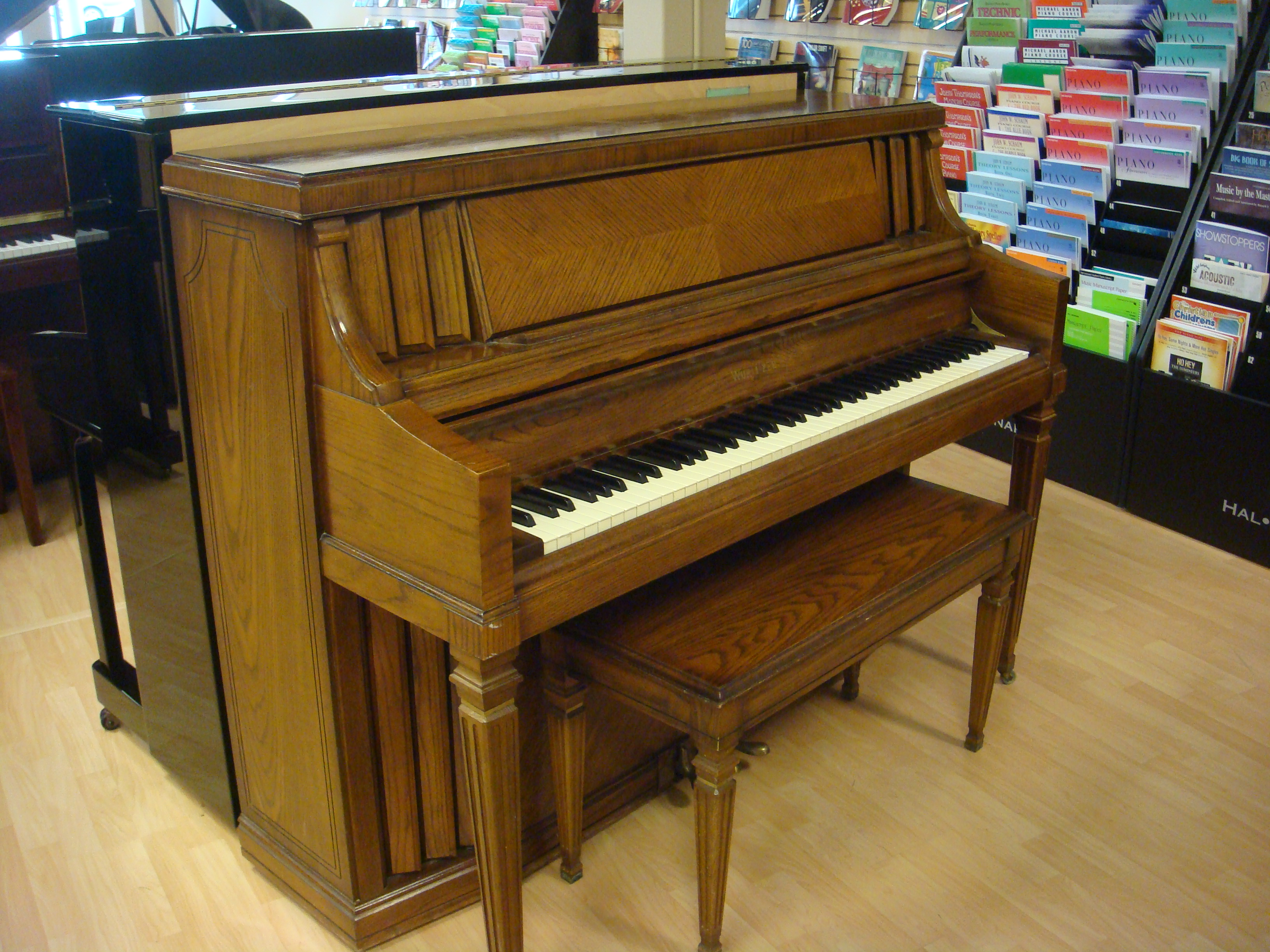 Used Acoustic  Wurlitzer   Piano for sale NJ - image