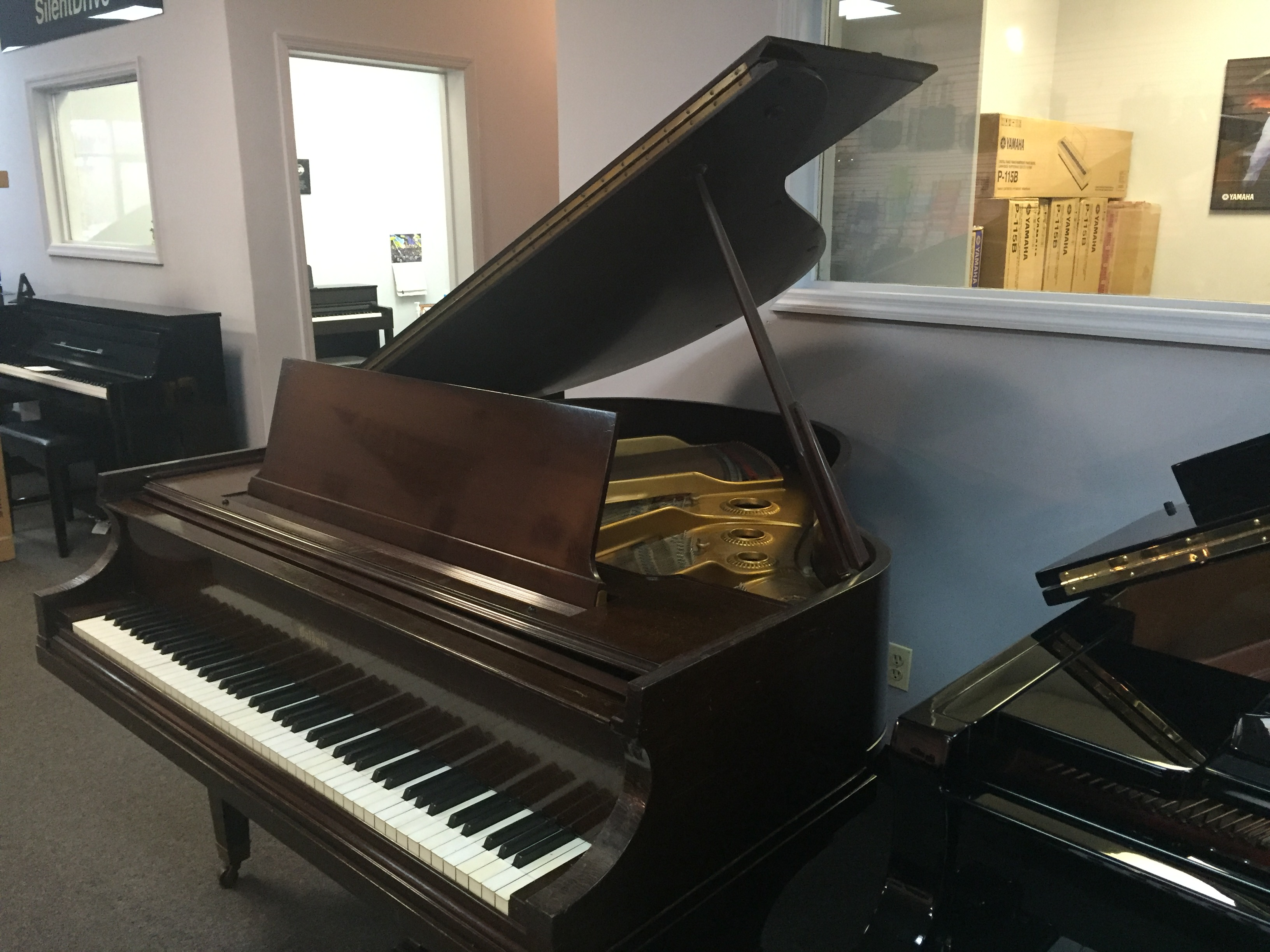 Baldwin Model M  Used Acoustic  Pianos - image