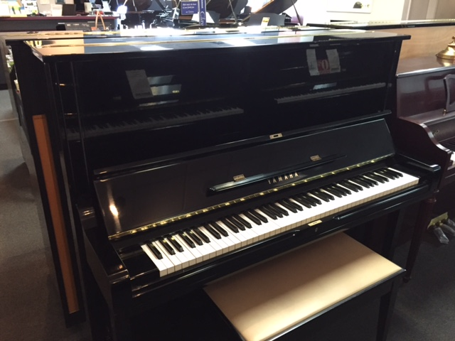 Used acoustic yamaha u3 piano for sale nj for Used yamaha u3 upright piano