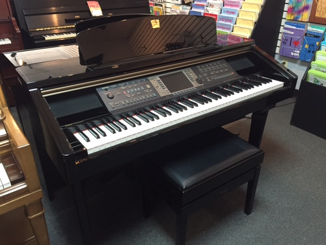 Used digital yamaha cvp 209 piano for sale nj for Yamaha pianos nj