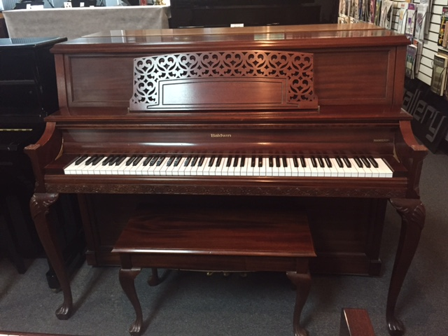 Baldwin Hamilton 5040  Used Acoustic  Pianos - image