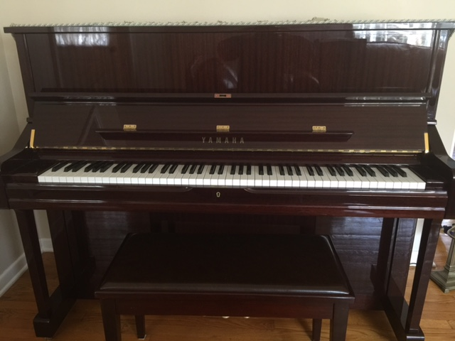 Used Acoustic  Young Chang  PF-110 Piano for sale NJ - image