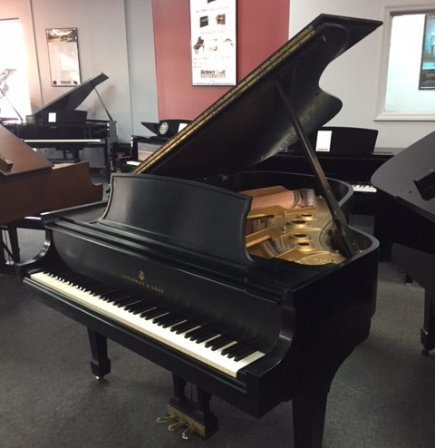 Used Steinway  Steinway  Model L Piano for sale NJ - image
