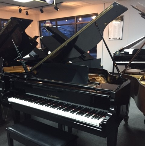 Baldwin Baby Grand  Used Acoustic  Pianos - image