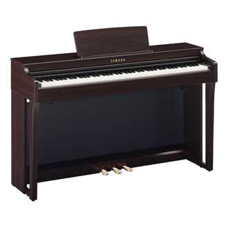 Yamaha Disklavier Player Pianos Clavinova Digital      - image