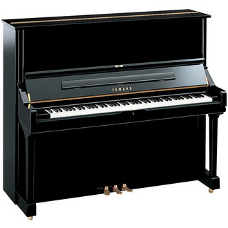 Upright Yamaha U3 PE  for sale NJ - image