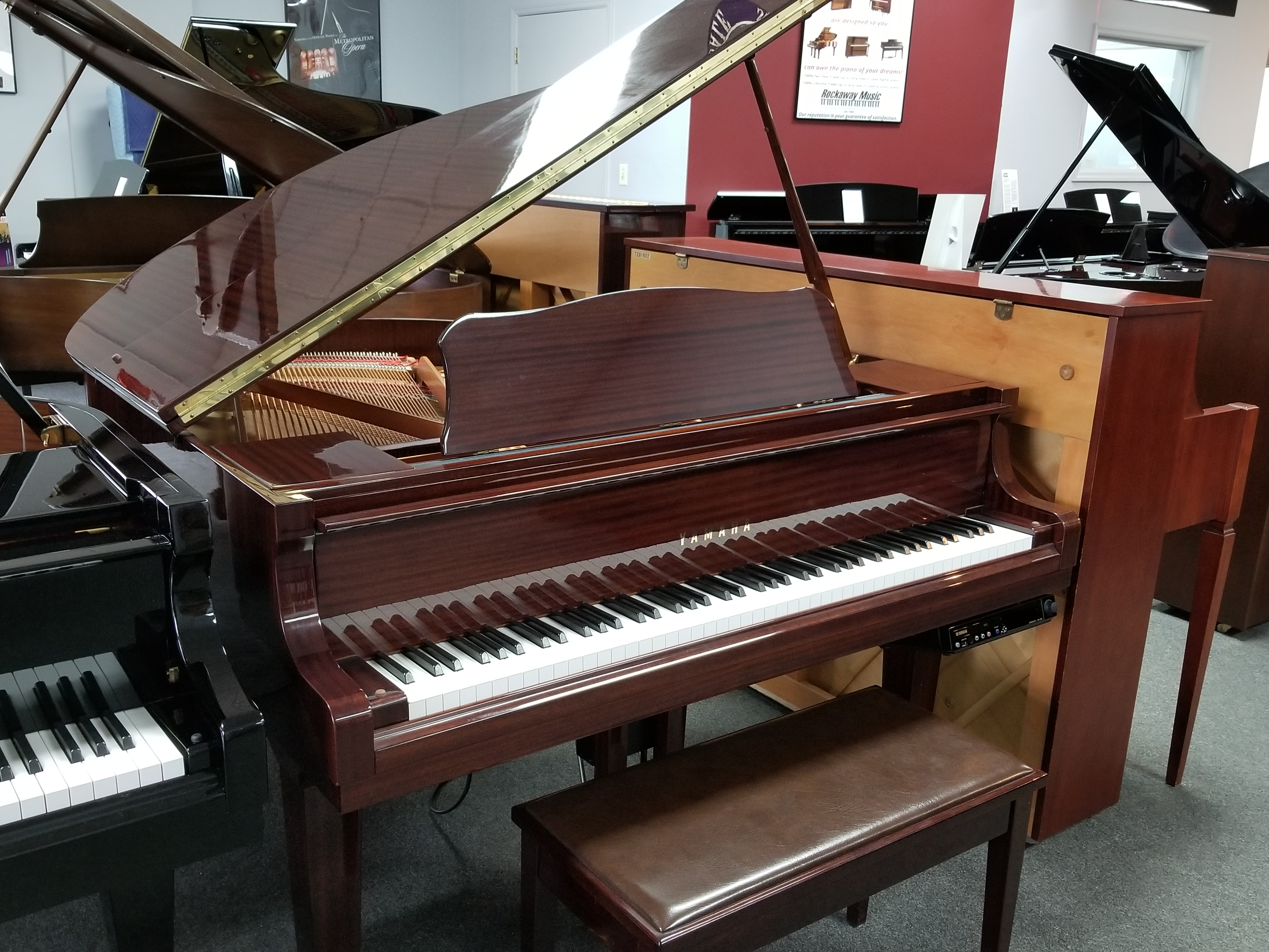 Used Disklavier Yamaha  DGB1 Piano for sale NJ - image