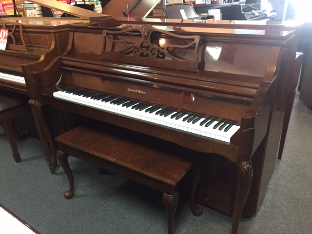 Used Acoustic  Charles Walter  1520 Piano for sale NJ - image