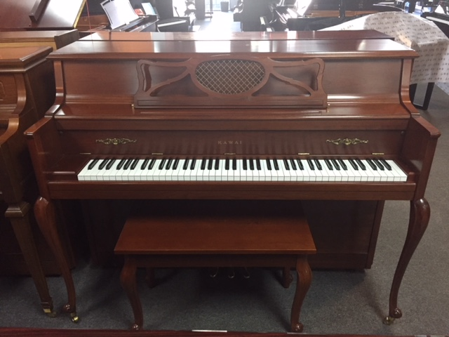 Used Acoustic  Kawai  605F Piano for sale NJ - image
