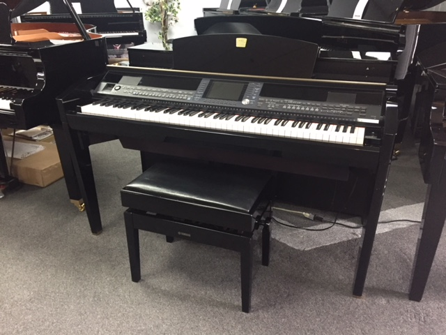 Used Digital Yamaha  CVP-509 Piano for sale NJ - image