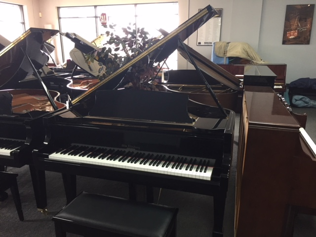 Altenburg SG-507  Used Acoustic  Pianos - image