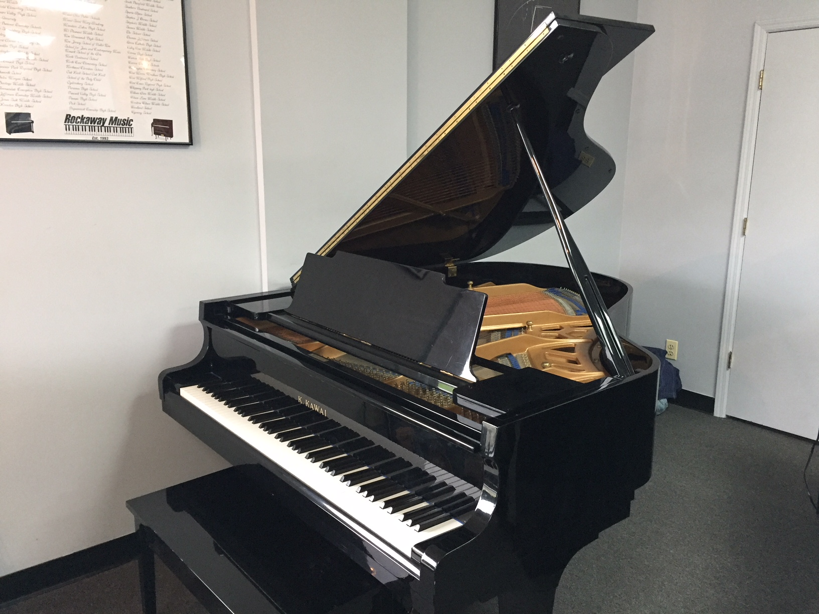 Used Acoustic  Kawai  KG-2C Piano for sale NJ - image