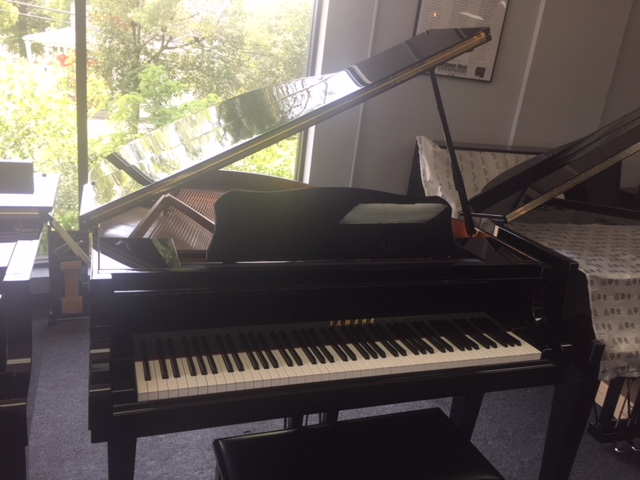 Yamaha GB1  Used Acoustic  Pianos - image