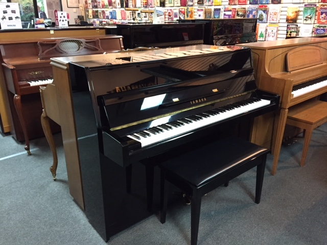 Used Acoustic  Yamaha  M112 Piano for sale NJ - image