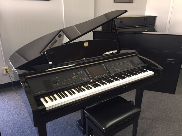 Yamaha CVP-309GP  Used Digital Pianos - image