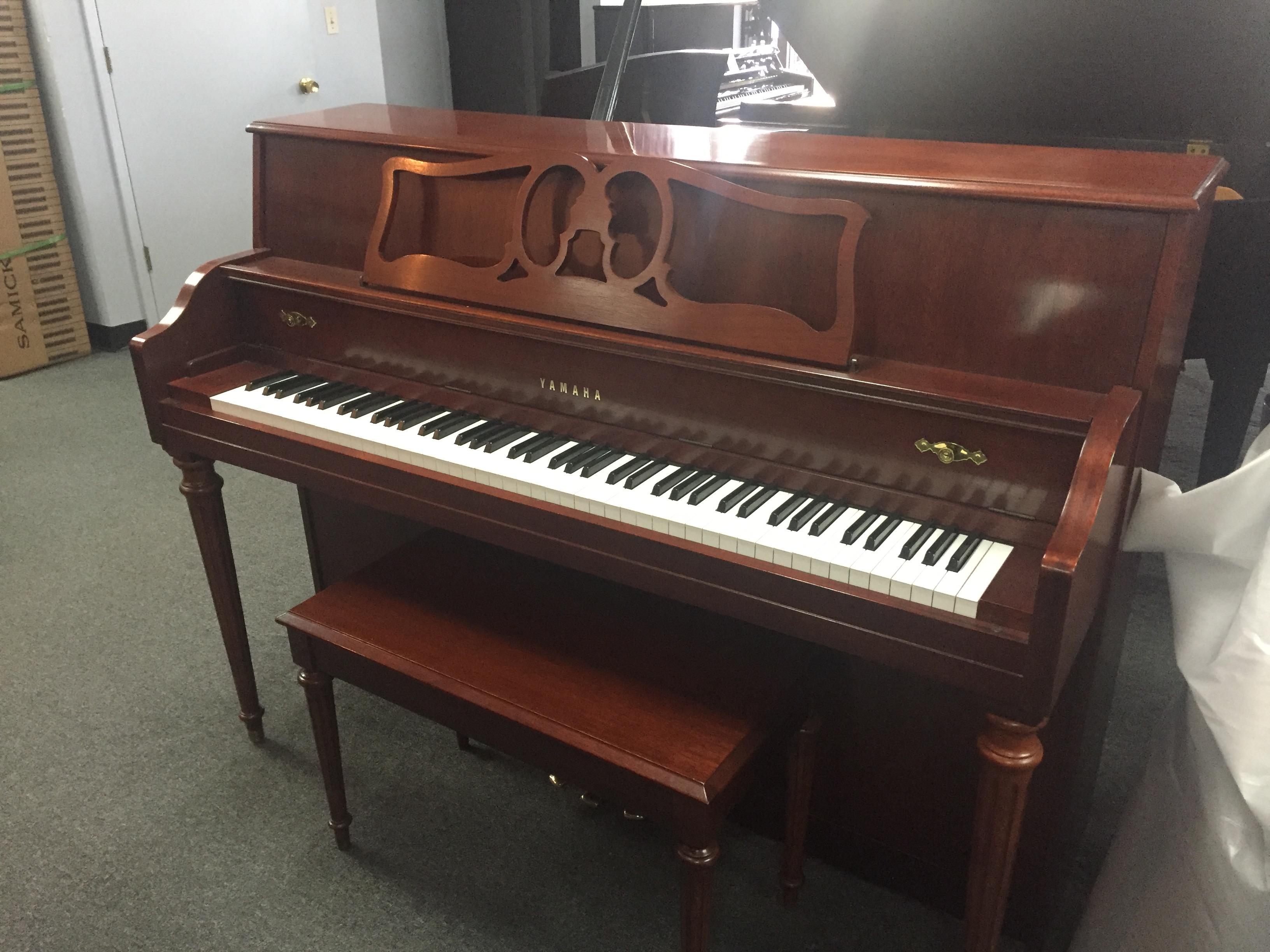 Used Acoustic  Yamaha  M500S Piano for sale NJ - image