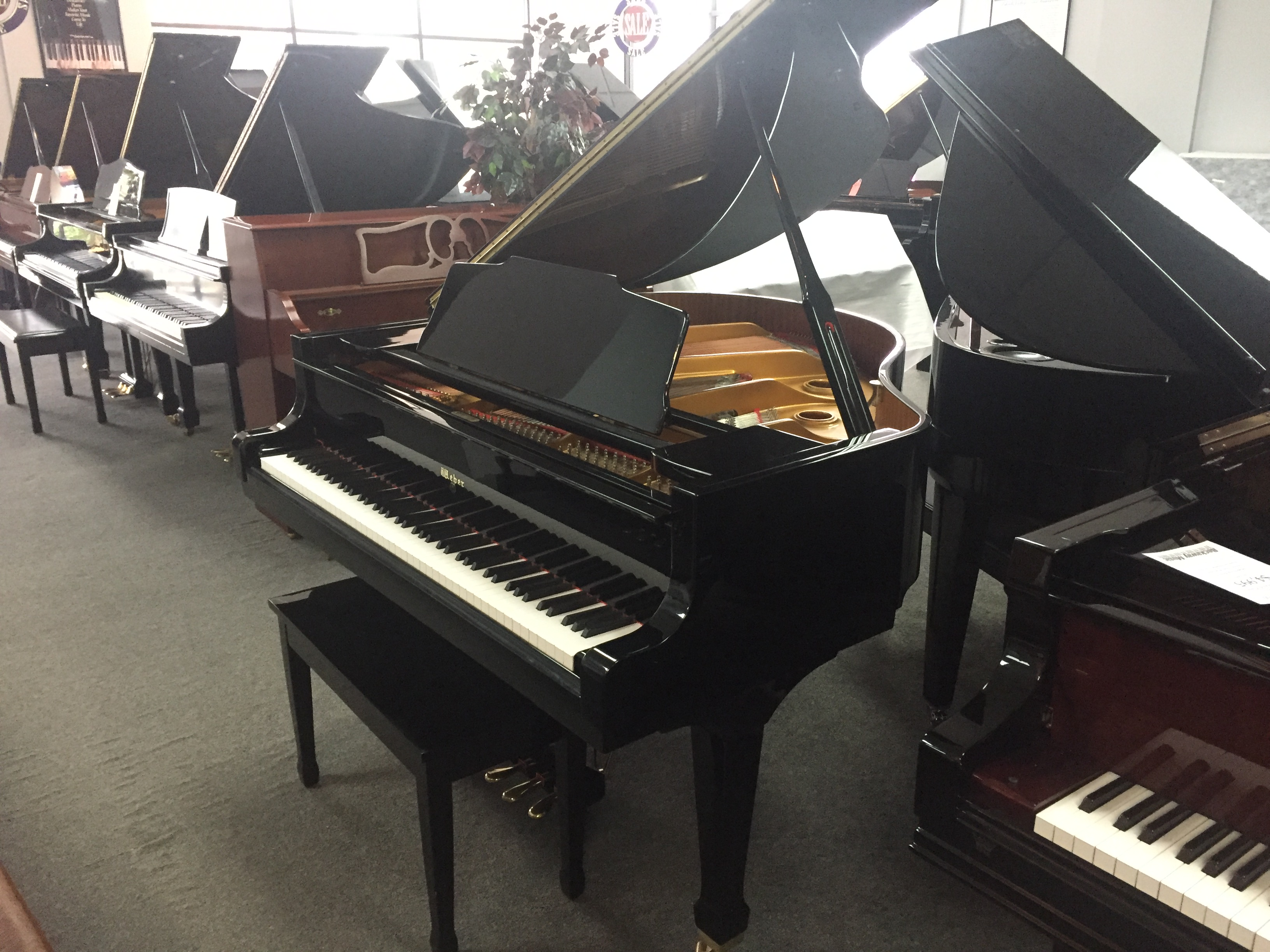 Used Acoustic  Weber  WG-50 Piano for sale NJ - image