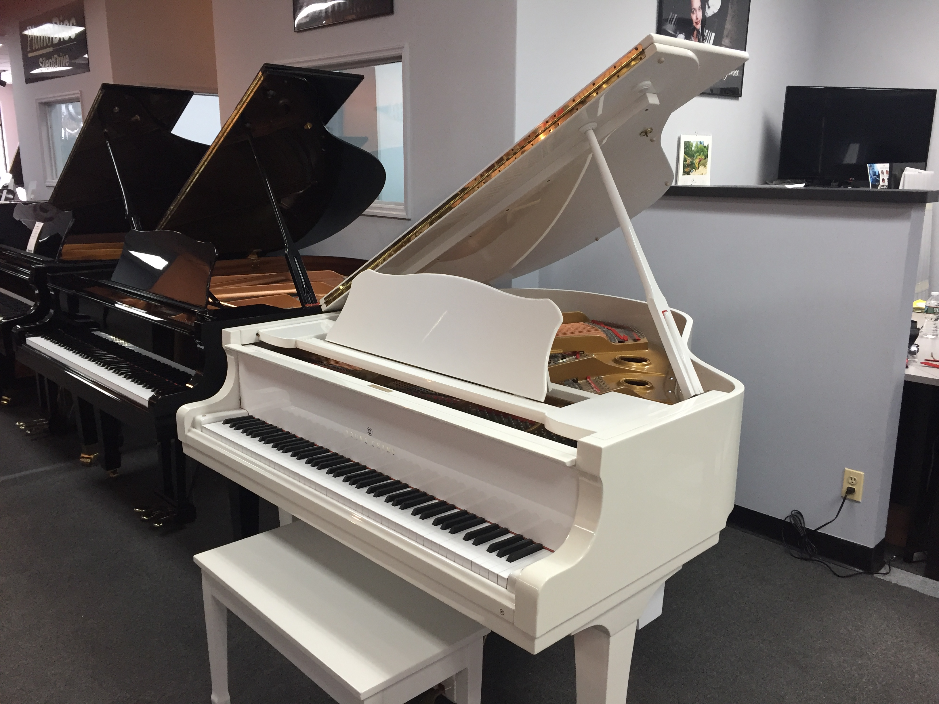 Young Chang G-157  Used Acoustic Pianos - image
