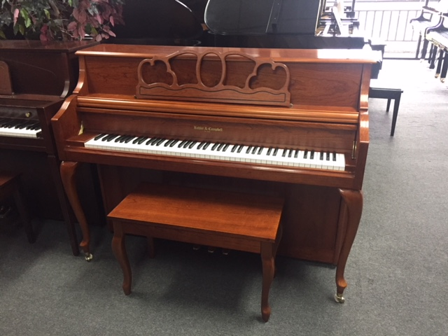 Kohler & Campbell KC-144  Used Acoustic  Pianos - image