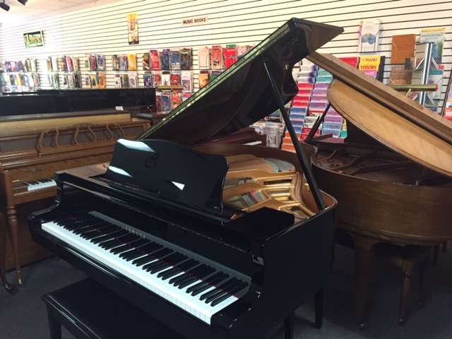 Used Acoustic  Yamaha  GP1 Piano for sale NJ - image