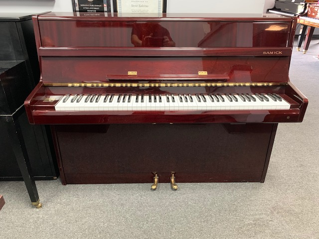 Samick S108S  Used Acoustic  Pianos - image