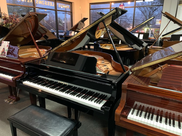 Used Acoustic  Yamaha  GB1 Piano for sale NJ - image