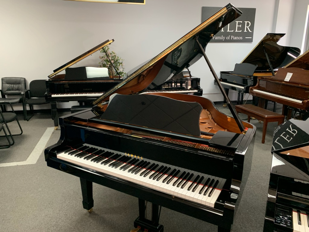 Used Acoustic  Yamaha  C2 Piano for sale NJ - image