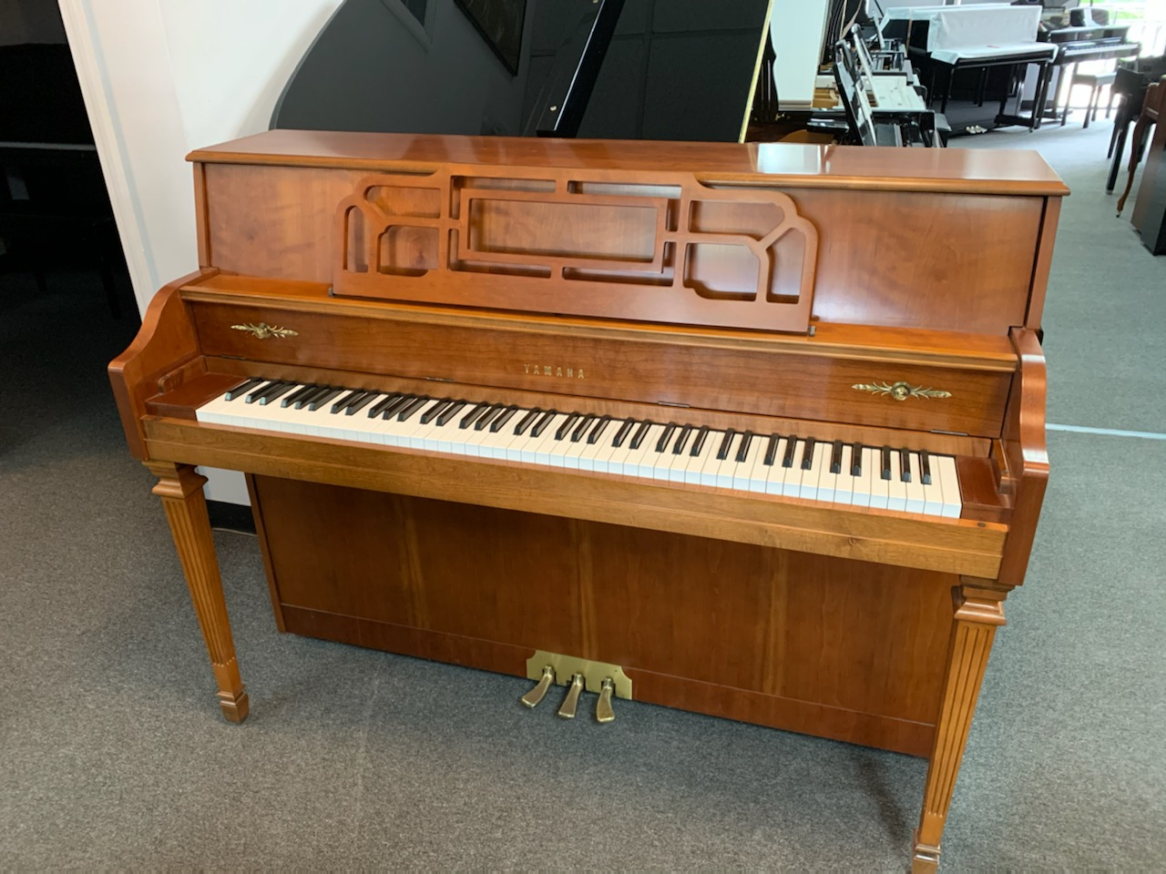 Used Acoustic  Yamaha  M500H Piano for sale NJ - image