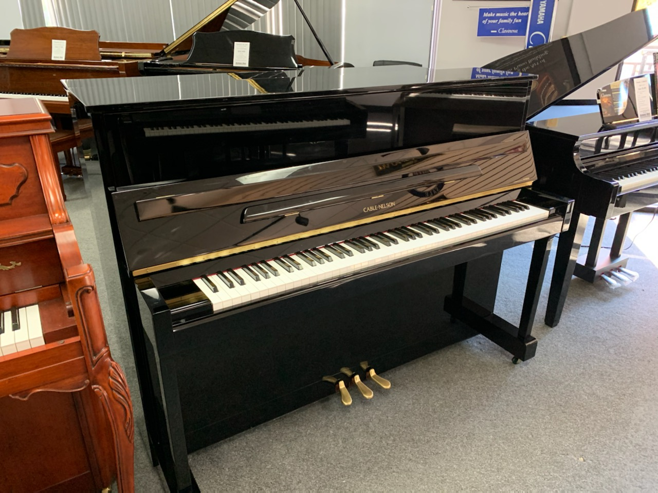 Used Acoustic  Yamaha Cable-Nelson  CN-116 Piano for sale NJ - image