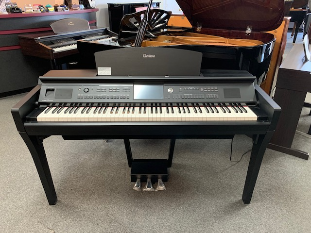 Used Digital Yamaha  CVP-709 Piano for sale NJ - image