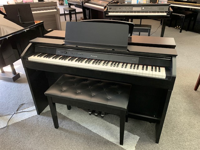 Used Digital Casio  PX-850 Piano for sale NJ - image